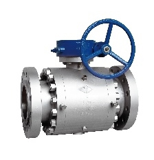 API Forged Steel Trunnion Type Ball Valve ASTM A105 Q47-150/300LB