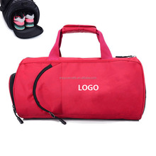Hot Selling Cheap Weekend Bag Travel Bag with Shoe Compartment