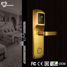 Electronics Smart Security Mortise Lock Lever Profile Lock
