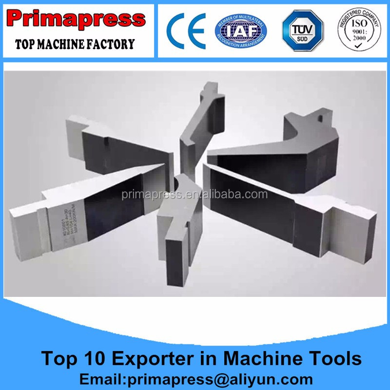 Europe USA CNC bending machine <strong>mold</strong>,press brake toolings used for ACL/Ajail/ Amada,/Baykal,/Carter /LVD/HACO machinery