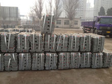 Factory hot sale Zinc ingot Zamac 3