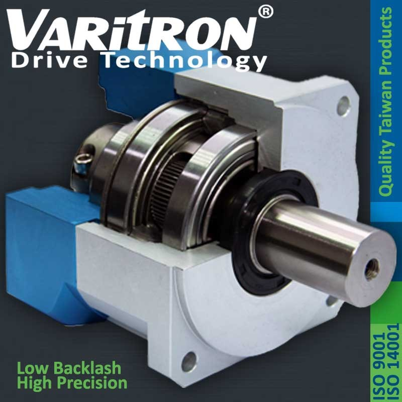 Varitron Planetary Drive Gear box Speed Reducer Motor G02 zero backlash gear