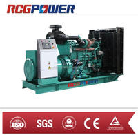 R-CC600-1/S CCEC engine 600kVA/480KW Open and silent Type Diesel Genset