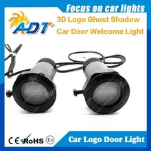 Welcome LED Car Logo Door Light for mercedes benz