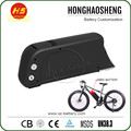 Hot selling 48v 11.6ah down tube e-bike battery