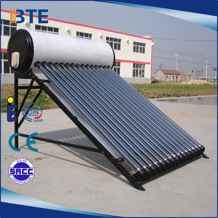 Latest designs useful design active solar water heater on wholesale