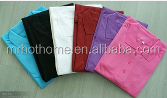 Wholesale cheap blank polo t shirts