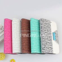 New arrival wallet style design mobile phone case for Microsoft 550,leather case for Microsoft 550