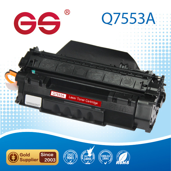 Compatible Q7553A 53A 7553 Toner Cartridge