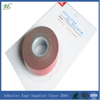 ISO9001 custom double sided foam heavy duty mounting adhesive tapes with blister package