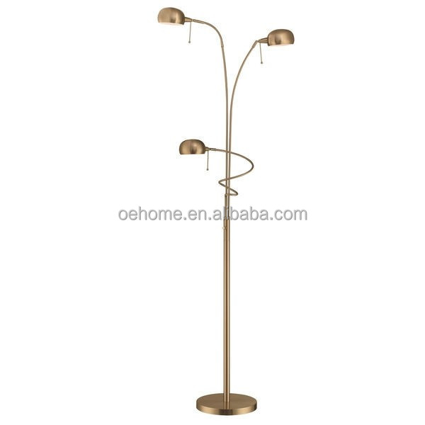 Chinese novelty 3 light arc floor lamp buy 3 light arc floor lamp novelty 3 light arc floor - Factors to consider when buying a floor lamp ...
