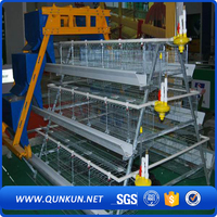 3 Tier or4 layer electro galvanized/hot dipped/PVC coated best chicken cage design cheap chicken cages for sale