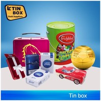 Hot Sale tin box that looks like a cd player for packaging,storage,display