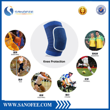 Sports Recovery Protective Knitted Knee Support