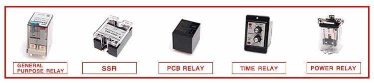 General purpose low power 16a 12v power relay