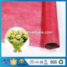 Practical Non Woven Flower Wrapping Paper High Quality Non-Woven Tissue Sheets Floral Wrapping Paper