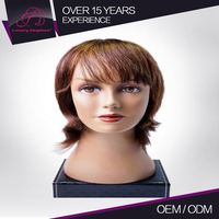 Export Quality Virgin Short Brazilian Diamond Wig Collection