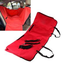 Waterproof Oxford Fabric Pet Car Seat Cover Dog Supplies Cat Safe Safety Travel Hammock Mat cover