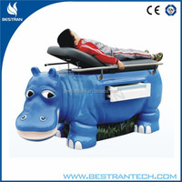BT-EA015 CE ISO high quality hospital medical children examination bed , pediatric cartoon obstetrics couch for children