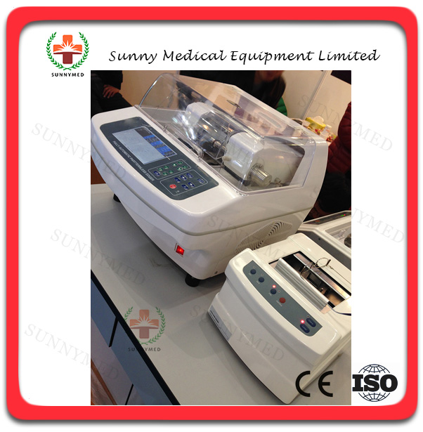 SY-V041 Professional medical automatic optical lens edger machine price