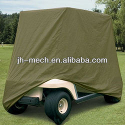 Two seats golf travel cover