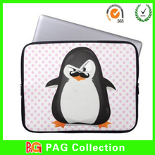 2015 Beautiful Design Trendy Neoprene Sleeve Bag for 14inch Laptop