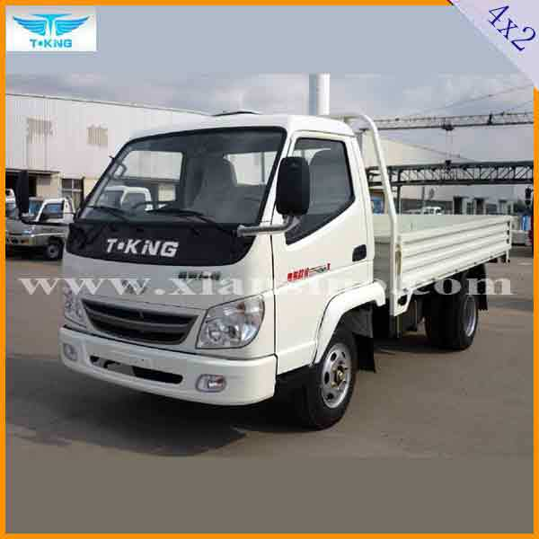Small Truck Light Truck 2T Cargo Truck