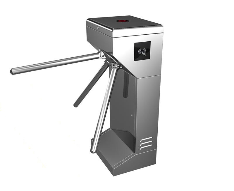 Bi-birectional coin Tripod Turnstile for Bus Station