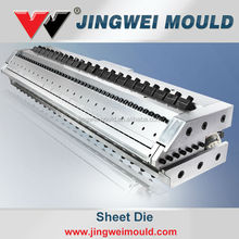 single-layer or muti-layer hollow extrusion mould