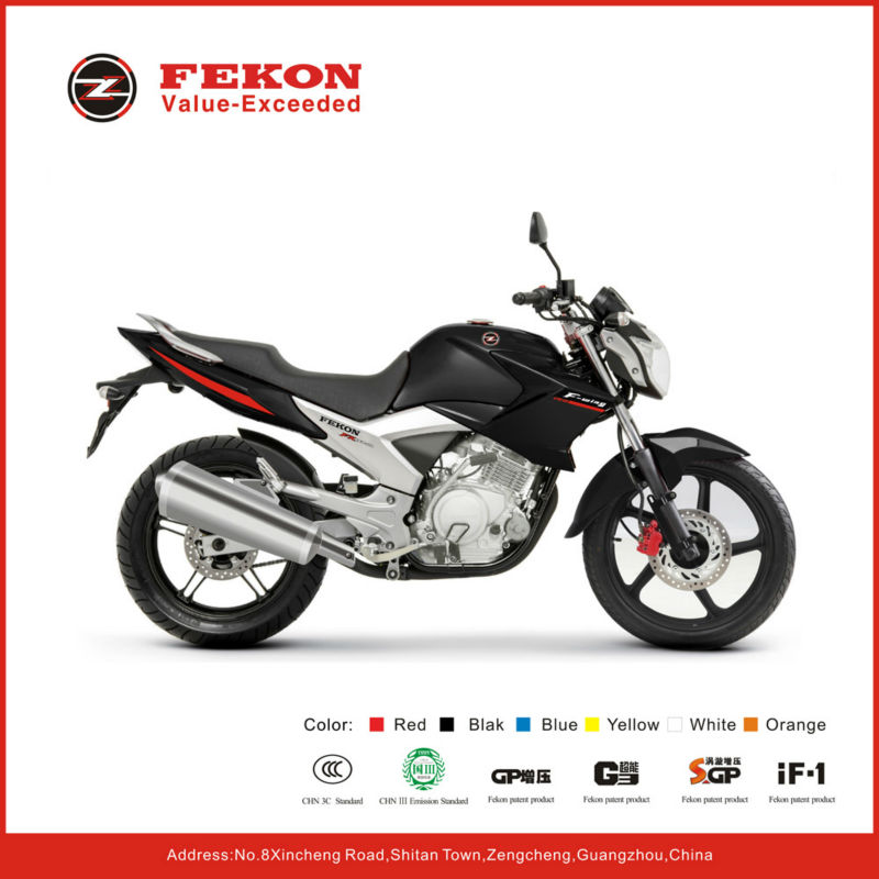 Guangzhou Fekon hot selling racing motorcycle moto