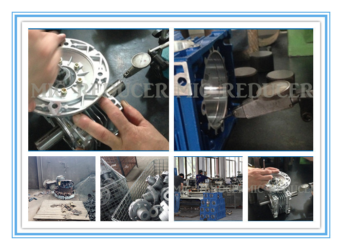 Italian designed NRV Series worm gear speed reducers