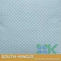 2 Color Light Green/Pink Color White Dot Arm Cotton Cushion Pillow Case