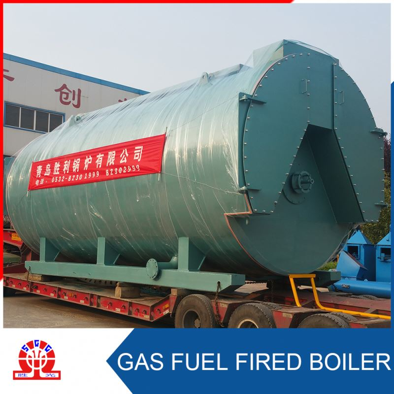 For Heating Waste Gas Oil Fired Hot Water Boiler