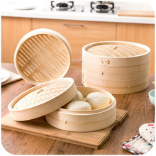 Bamboo Food Steamer Rice Noodles Roll Steamer