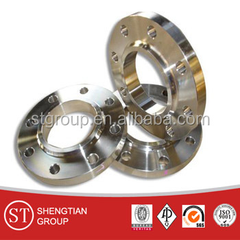 CL150-CL2500 slip-on flanges