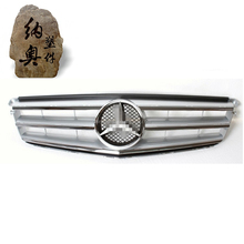 PP car front grille for BENZ W204 C250 C300 C350 2008-2013