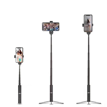 Free Shipping Mini Travel Light Bluetooth Flexible Selfie Stick Aluminum <strong>Mobile</strong> Smart Cell <strong>Phone</strong> Camera Tripod