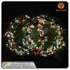 wreath copper wire led string light for head decorative