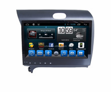 10'' double-din car audio gps for K3 , car gps navigation system with Hands-Free Call Answering, Touch Screen, Multimedia