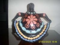 Ceramic of Chulucanas crafts