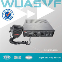 Police car, ambulance 100W 8 tones electronic siren