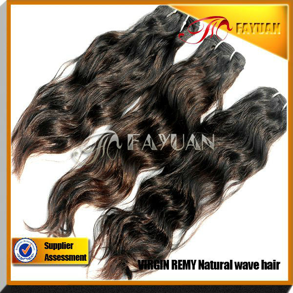 Genesis Brazilian wavy virgin hair weave in bulk