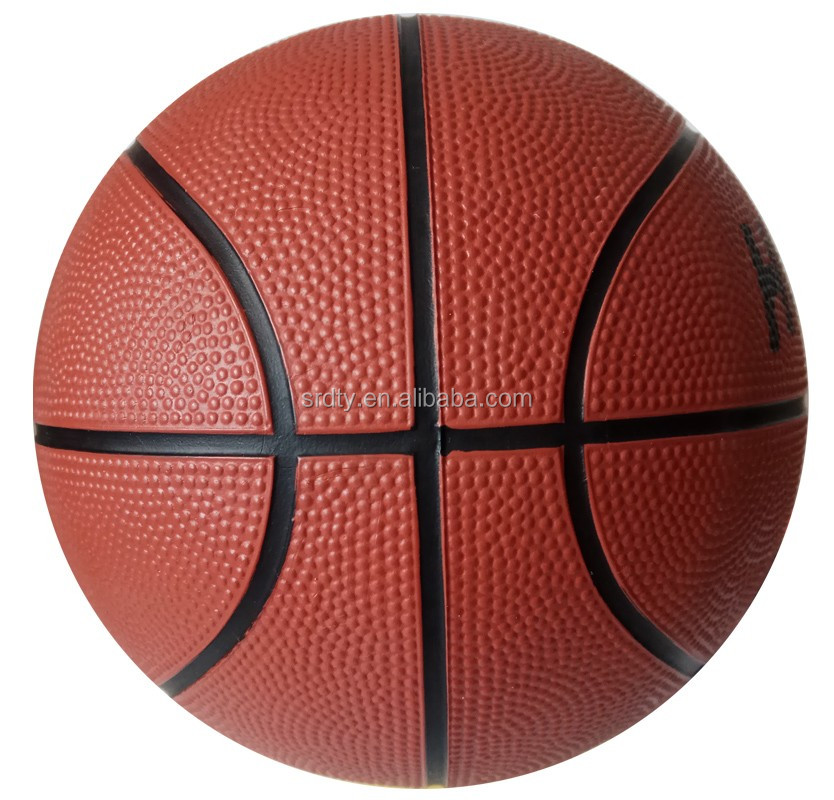 Rubber Size 7 Balls Basketball Wholesale Basketball