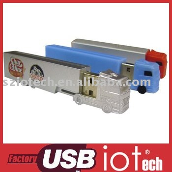 IO-UP142 Truck USB Flash Drive
