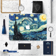 Vincent van Gogh Custom Vinyl Laptop Decal Sticker Skin Cover For Macbook Air Pro Retina 11 13 15 inch