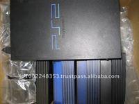 Used PS2 console original SCPH- 10000,18000,30000,55000,slim 70000 110V