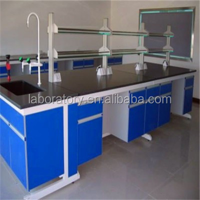 Chinese laboratory furniture chemicals lab bench workbench