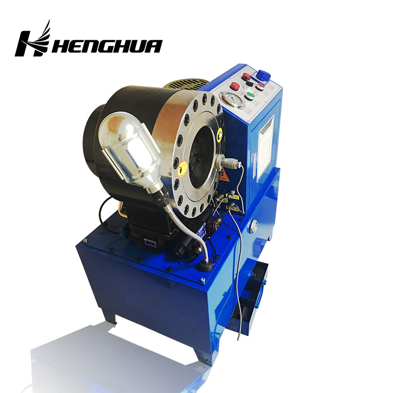 Ce Best Quality 2'/220 v/<strong>12</strong> die set Hydraulic Hose Crimping Machine