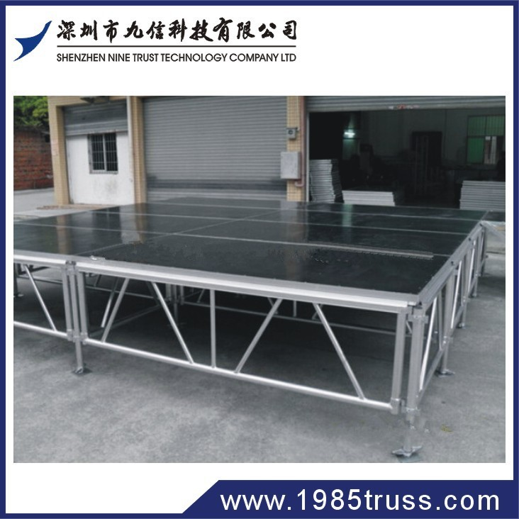 Aluminum Outdoor Portable Stage Deck