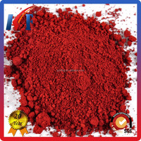 Pigment Iron Oxide Red Powder 120 for mulch